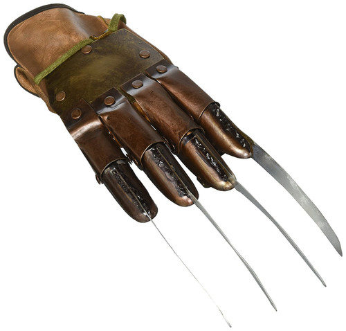 NECA A Nightmare on Elm Street Dream Warriors Freddy's Glove Prop Replica [Re-Issue]