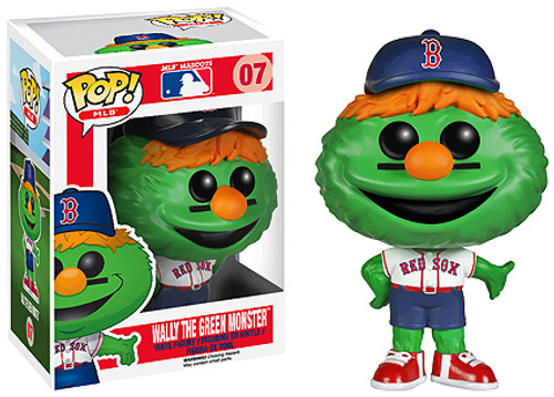 Major League Baseball Funko POP! Sports Wally The Green Monster Vinyl Figure #7