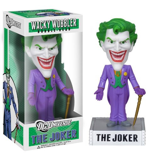 Funko DC Universe Wacky Wobbler The Joker Bobble Head