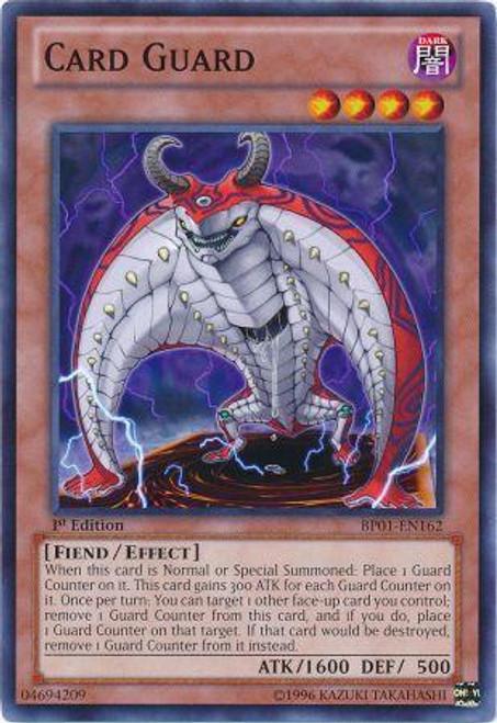 YuGiOh Battle Pack: Epic Dawn Common Card Guard BP01-EN162