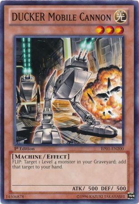 YuGiOh Battle Pack: Epic Dawn Common DUCKER Mobile Cannon BP01-EN200