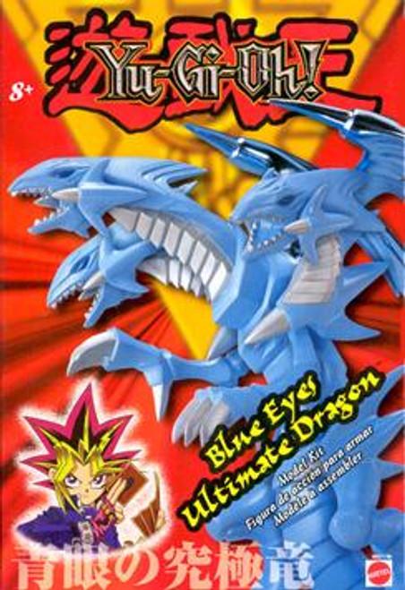 YuGiOh Blue Eyes Ultimate Dragon Deluxe Model Kit