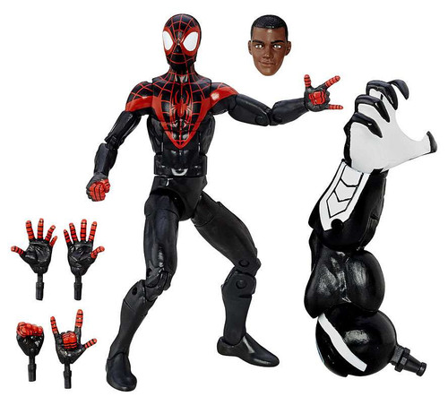 Marvel Legends Spider-Man Venom Series Miles Morales 6 ...