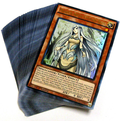 Yugioh Legendary Decks Ii Kaibas Blue Eyes Structure Deck