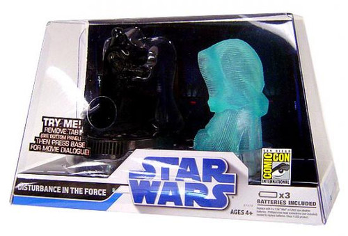 Star Wars Empire Strikes Back Exclusives Disturbance In The Force Exclusive Action Figure Set