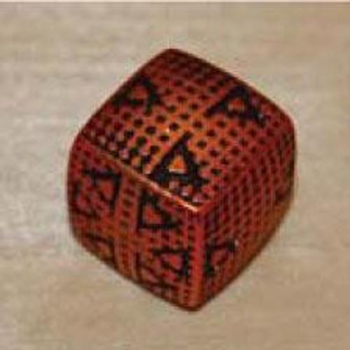 IronDie Orange Smasher Common Single Die #40