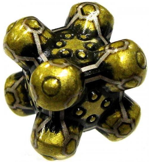 IronDie Yellow Barrier Rare Single Die [Rare]