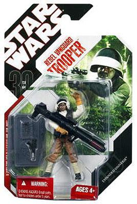 Star Wars Expanded Universe 30th Anniversary 2008 Wave 1 Rebel Vanguard Trooper Action Figure