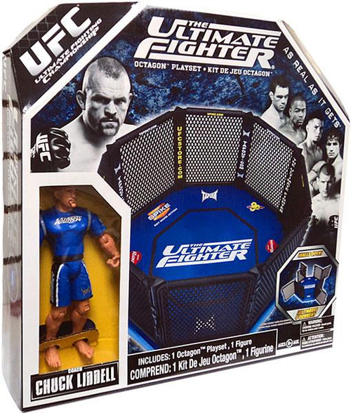 UFC Ultimate Fighter Octagon Playset