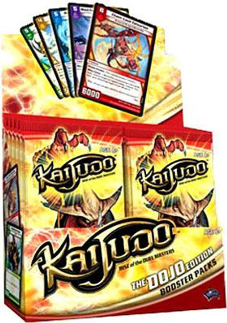 Kaijudo Rise of the Duel Masters The Dojo Edition Booster Box