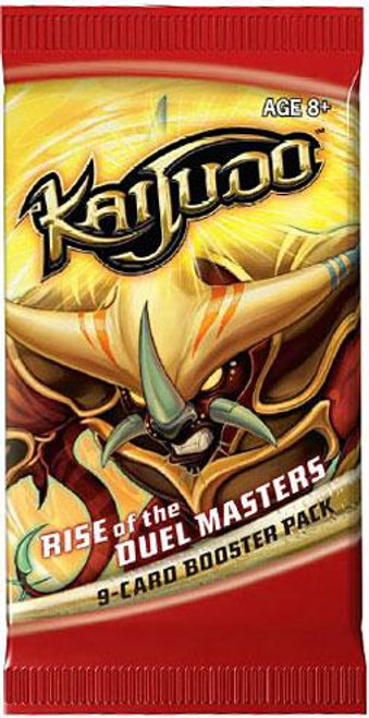 Kaijudo Rise of the Duel Masters Core Set Booster Pack