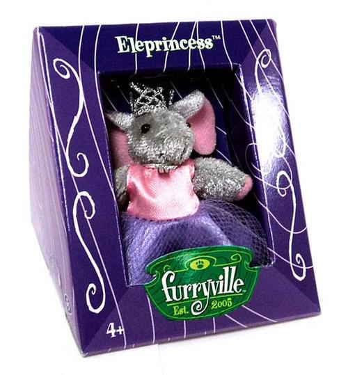 Furryville Eleprincess Figure