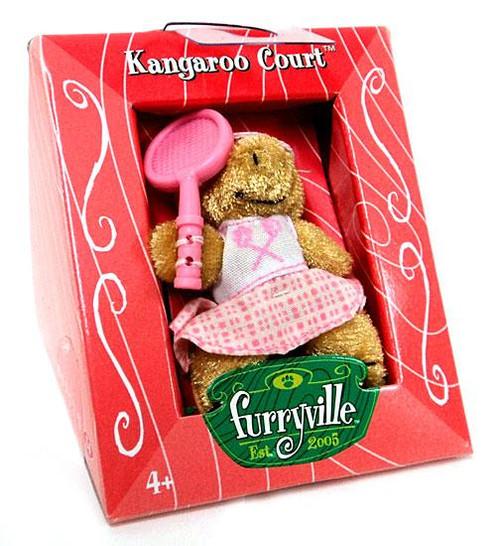 Furryville Kangaroo Court Figure