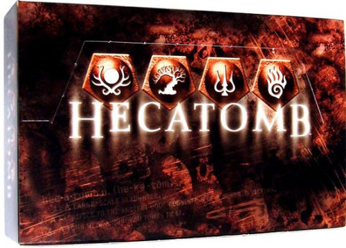 Hecatomb Trading Card Game Premiere Booster Box