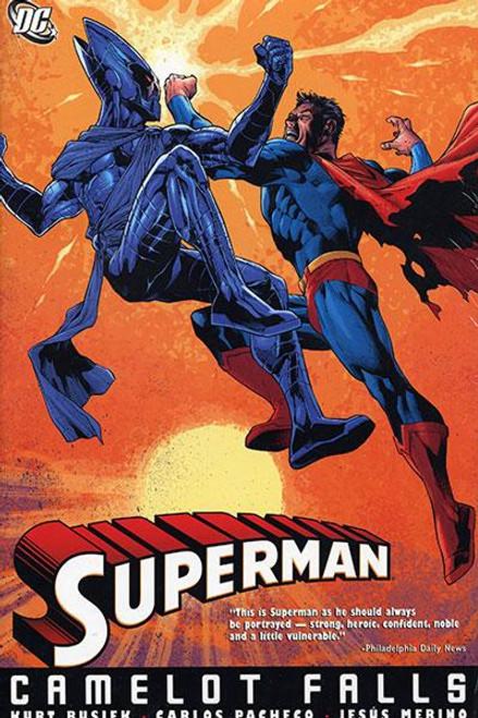 DC Superman Camelot Falls Vol. 1 Hardcover