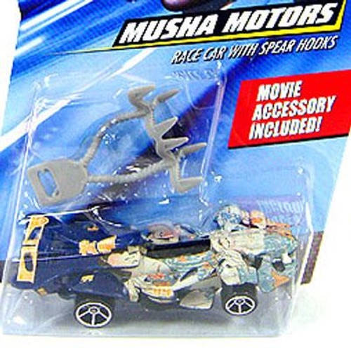Speed Racer Hot Wheels Musha Motors 1/6 Diecast Vehicle