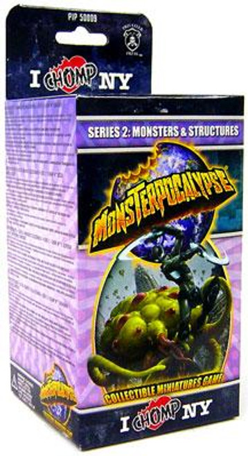 Monsterpocalypse Series 2 I Chomp NY Monster & Structures Booster Pack