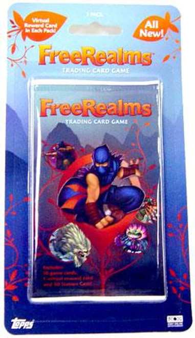 Free Realms Booster Pack