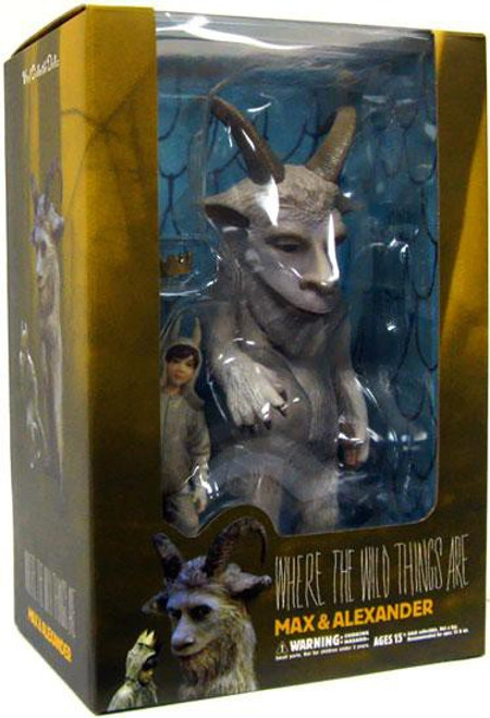Where the Wild Things Are Max & Alexander Vinyl Figure