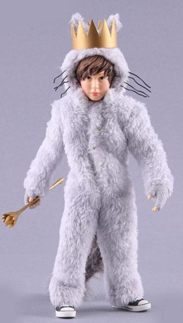 Where the Wild Things Are Real Action Heroes Max Action Figure