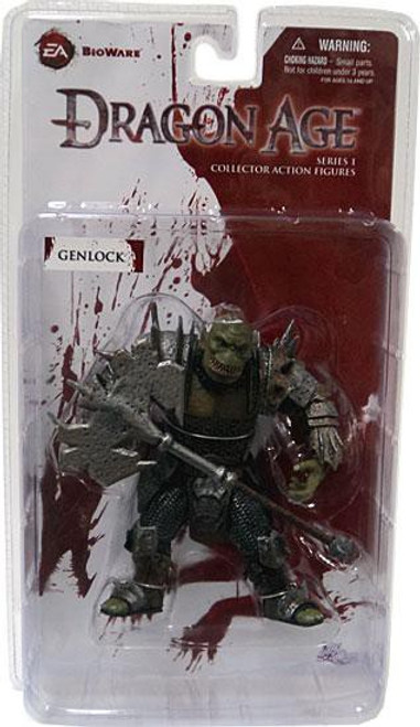 Dragon Age Origins Series 1 Genlock Action Figure
