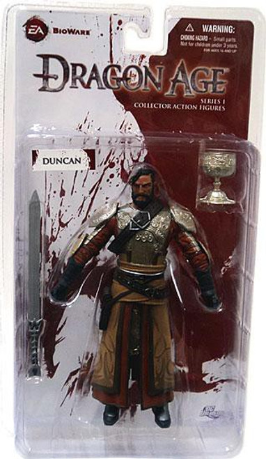 Dragon Age Origins Series 1 Duncan Action Figure