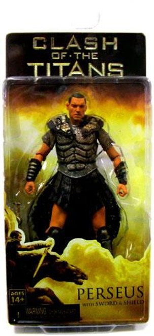 NECA Clash of the Titans 2010 Perseus Action Figure [Clean]