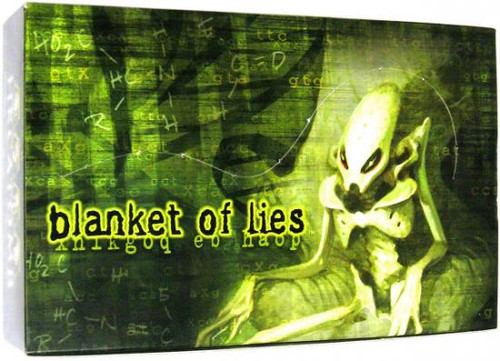 Hecatomb Trading Card Game Blanket of Lies Booster Box