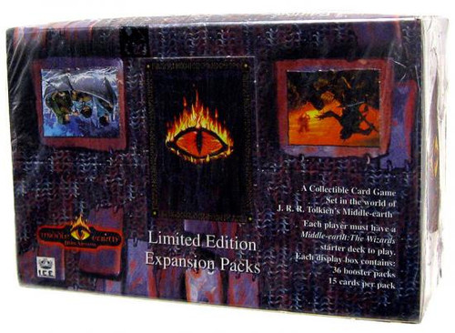 The Lord of the Rings Middle-Earth CCG Dark Minions Booster Box