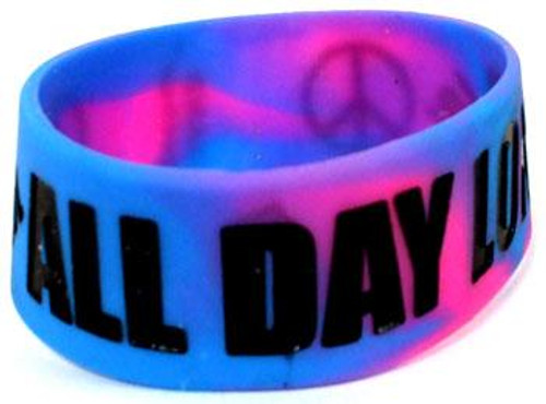 BAND2gether Bands All Day Long Rubber Bracelet
