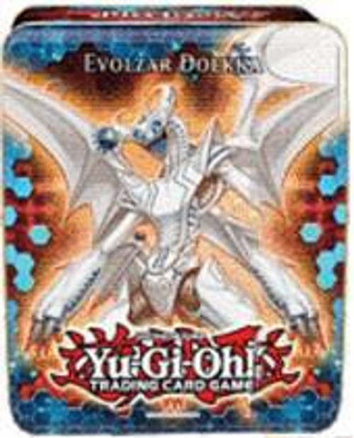YuGiOh 2012 Collector Tin Evolzar Dolkka Collector Tin [Sealed]