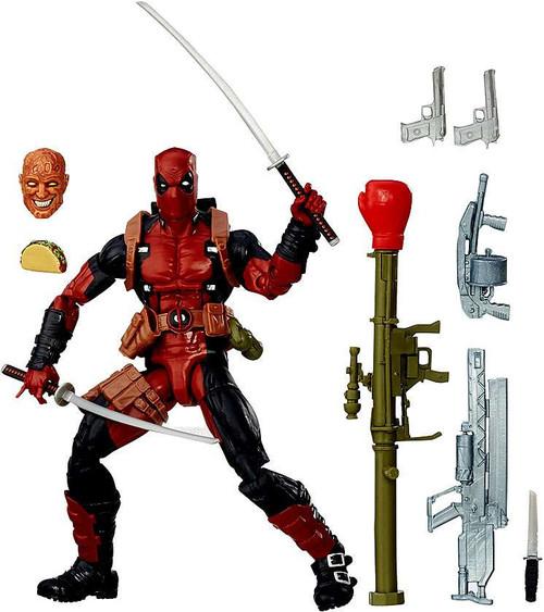 Marvel x men marvel legends juggernaut series deadpool 6 for Dead pool show in jaipur
