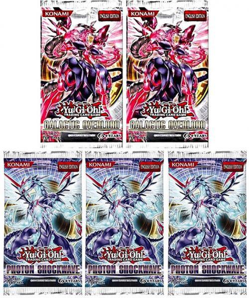 YuGiOh Custom Booster Pack