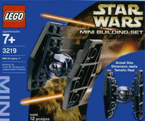 LEGO Star Wars A New Hope Tie Fighter Mini Set #3219 [Bagged]