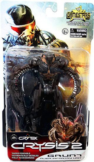 Crysis 2 Gamestars Grunt Action Figure [Alien Infantry Unit]