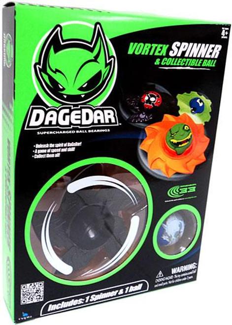 DaGeDar Vortex Spinner & Collectible Ball Set [Black]