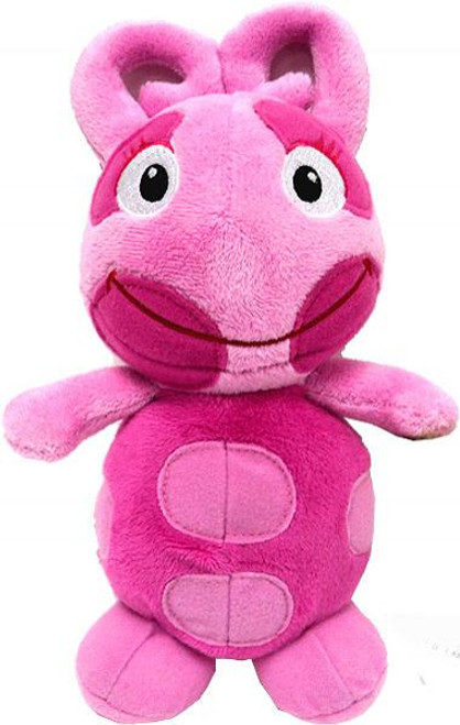 Fisher Price The Backyardigans Uniqua Plush