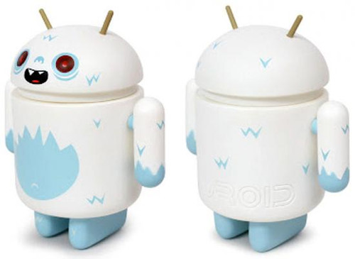 Android Big Box Edition Yeti 3-Inch Mini Figure