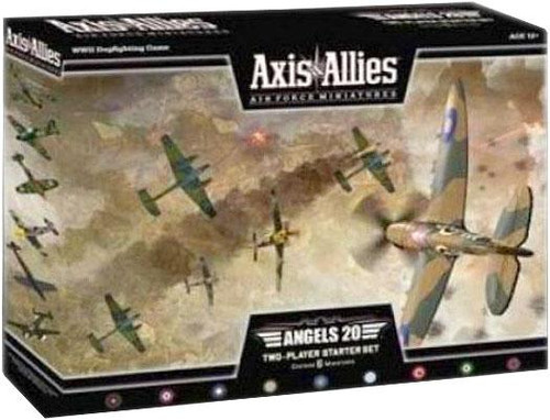 Axis & Allies Air Force Miniatures Angels 20 2-Player Starter Set