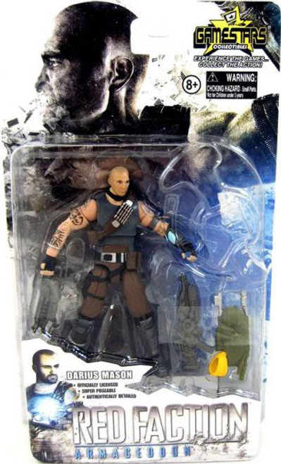 Red Faction Armageddon Gamestars Darius Mason Action Figure