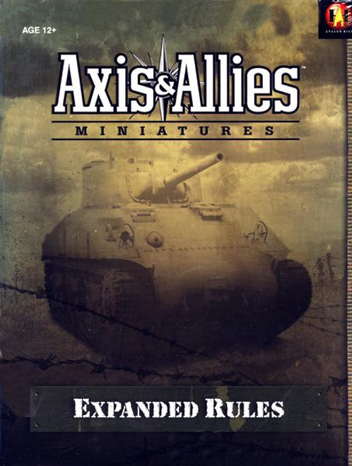 Axis & Allies Miniatures Expanded Rules