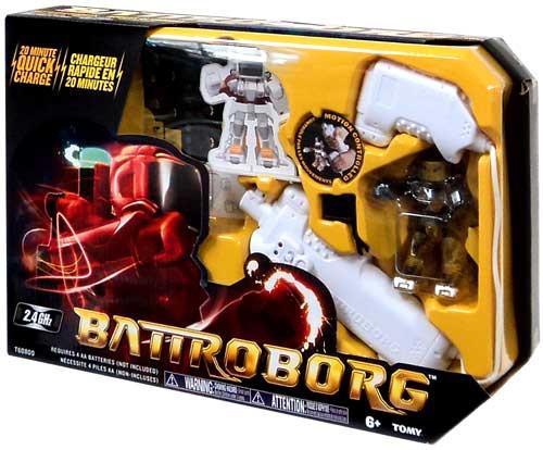 Battroborg Gold R/C Figure