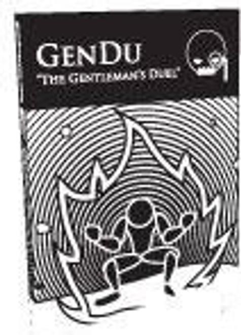GenDu The Gentleman's Duel Alpha Booster Pack