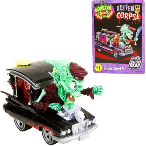 Zombie Toys R Us : Monster large car zoom zombie vehicle figure toys r us