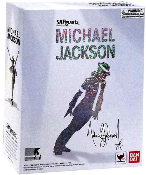 Michael Jackson S.H. Figuarts Smooth Criminal Action Figure