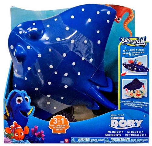 Disney Pixar Finding Dory Swigglefish Mr Ray 3 In 1
