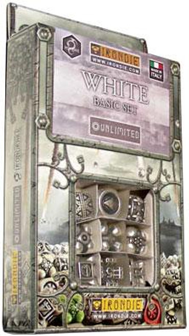 IronDie Unlimited White Basic Starter Set