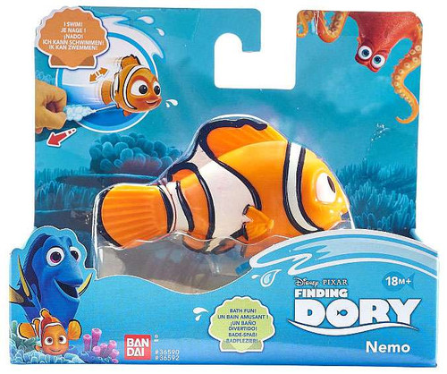 Finding Nemo Toys : Disney pixar finding dory nemo wind up bath toy bandai