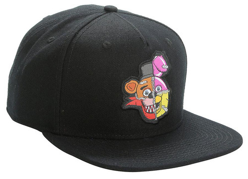 Five Nights at Freddys Stitched Characters Exclusive Hat ...