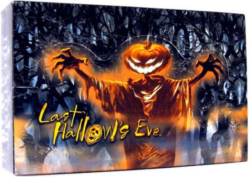 Hecatomb Trading Card Game Last Hallows Eve Booster Box